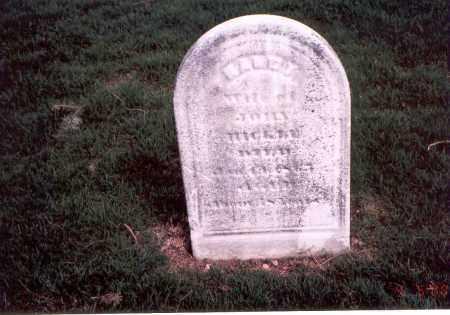 HICKLE, NANCY - Franklin County, Ohio | NANCY HICKLE - Ohio Gravestone Photos