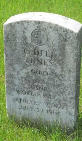 HINES, O'DELL - Franklin County, Ohio | O'DELL HINES - Ohio Gravestone Photos