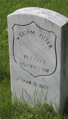 HITER, WILLIAM - Franklin County, Ohio | WILLIAM HITER - Ohio Gravestone Photos