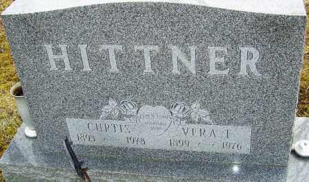 HITTNER, VERA I - Franklin County, Ohio | VERA I HITTNER - Ohio Gravestone Photos