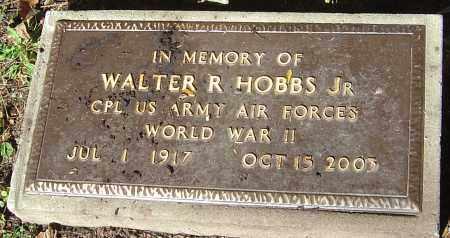 HOBBS JR, WALTER R - Franklin County, Ohio | WALTER R HOBBS JR - Ohio Gravestone Photos