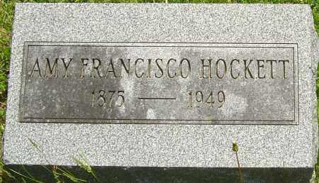 HOCKETT, HOMER CAREY - Franklin County, Ohio | HOMER CAREY HOCKETT - Ohio Gravestone Photos