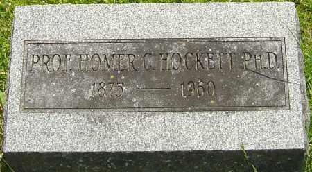 HOCKETT, HOMER C - Franklin County, Ohio | HOMER C HOCKETT - Ohio Gravestone Photos
