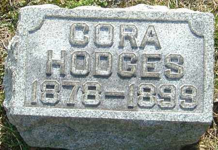 STROHM HODGES, CORA - Franklin County, Ohio   CORA STROHM HODGES - Ohio Gravestone Photos