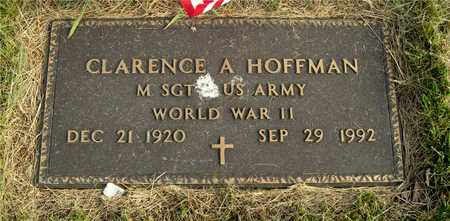 HOFFMAN, CLARENCE A. - Franklin County, Ohio | CLARENCE A. HOFFMAN - Ohio Gravestone Photos