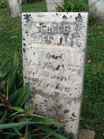 HOFFMAN, GEORGE - Franklin County, Ohio | GEORGE HOFFMAN - Ohio Gravestone Photos