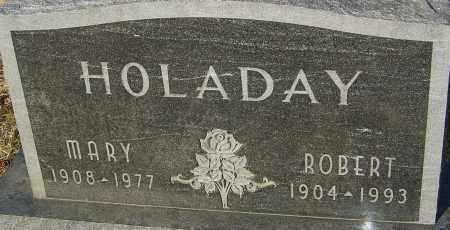 HOLADAY, ROBERT - Franklin County, Ohio   ROBERT HOLADAY - Ohio Gravestone Photos