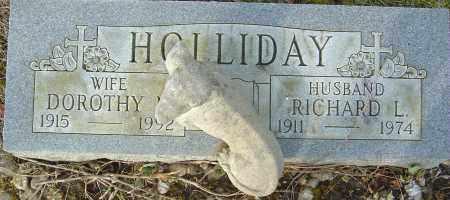 HOLLIDAY, DOROTHY - Franklin County, Ohio | DOROTHY HOLLIDAY - Ohio Gravestone Photos