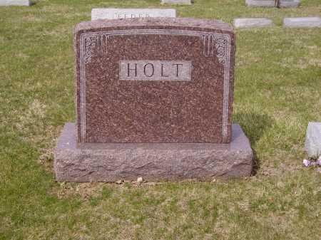 HOLT FAMILY, MOUNMENT - Franklin County, Ohio | MOUNMENT HOLT FAMILY - Ohio Gravestone Photos