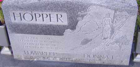 HOPPER, EDWARD - Franklin County, Ohio | EDWARD HOPPER - Ohio Gravestone Photos