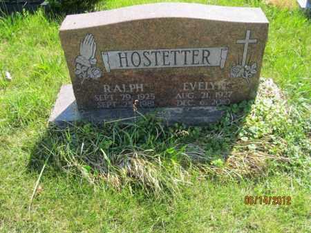 CALENDINE HOSTETTER, EVELYN ROHRBACH FORBES - Franklin County, Ohio | EVELYN ROHRBACH FORBES CALENDINE HOSTETTER - Ohio Gravestone Photos