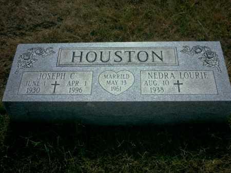 HOUSTON, NEDRA LOURIE - Franklin County, Ohio   NEDRA LOURIE HOUSTON - Ohio Gravestone Photos