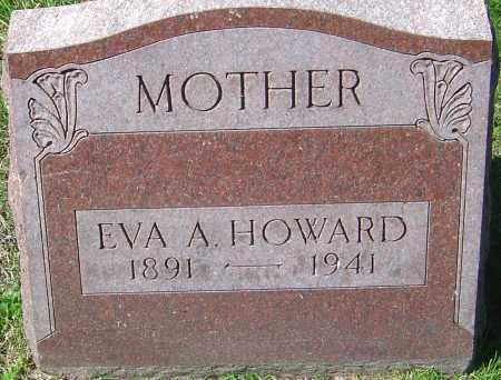 KILER HOWARD, EVA ALICE - Franklin County, Ohio | EVA ALICE KILER HOWARD - Ohio Gravestone Photos