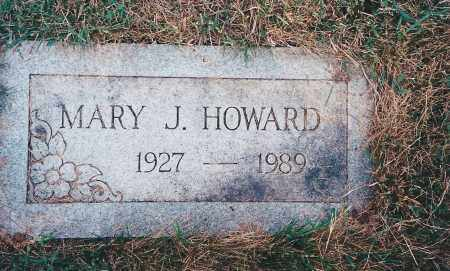 BISSINGER HOWARD, MARY - Franklin County, Ohio | MARY BISSINGER HOWARD - Ohio Gravestone Photos