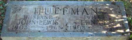 HUFFMAN, JOHN LEWIS - Franklin County, Ohio | JOHN LEWIS HUFFMAN - Ohio Gravestone Photos