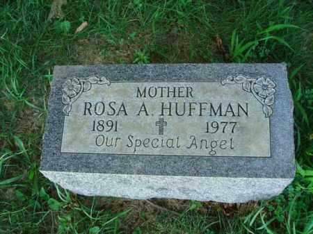 HUFFMAN, ROSA A. - Franklin County, Ohio | ROSA A. HUFFMAN - Ohio Gravestone Photos