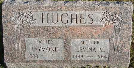 HUGHES, LEVINA M - Franklin County, Ohio | LEVINA M HUGHES - Ohio Gravestone Photos