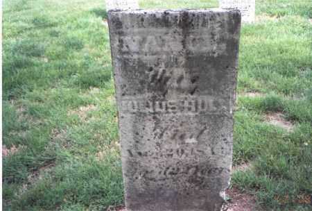 HULL, NANCY - Franklin County, Ohio | NANCY HULL - Ohio Gravestone Photos