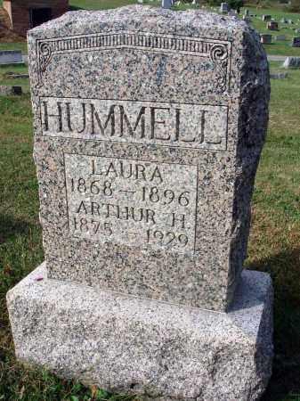 HUMMELL, ARTHUR H. - Franklin County, Ohio | ARTHUR H. HUMMELL - Ohio Gravestone Photos