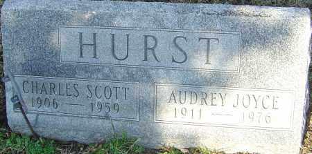 HURST, CHARLES SCOTT - Franklin County, Ohio   CHARLES SCOTT HURST - Ohio Gravestone Photos