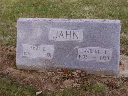 JAHN, ERMA E. - Franklin County, Ohio | ERMA E. JAHN - Ohio Gravestone Photos