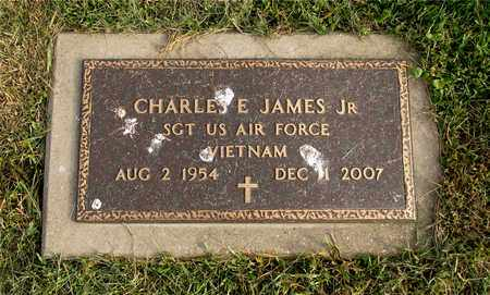 JAMES, CHARLES E. - Franklin County, Ohio | CHARLES E. JAMES - Ohio Gravestone Photos