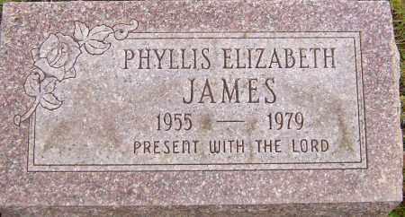 JAMES, PHYLLIS - Franklin County, Ohio | PHYLLIS JAMES - Ohio Gravestone Photos