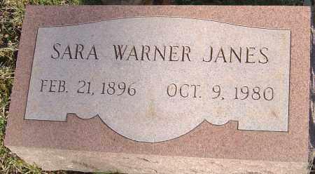 JANES, SARA - Franklin County, Ohio | SARA JANES - Ohio Gravestone Photos