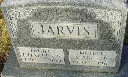 JARVIS, CHARLES E - Franklin County, Ohio | CHARLES E JARVIS - Ohio Gravestone Photos