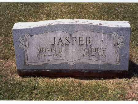 JASPER, GOLDIE V. - Franklin County, Ohio | GOLDIE V. JASPER - Ohio Gravestone Photos