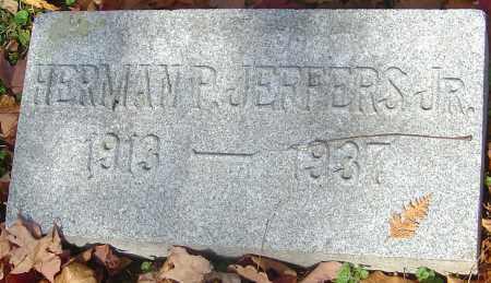 JEFFERS JR, HERMAN P - Franklin County, Ohio   HERMAN P JEFFERS JR - Ohio Gravestone Photos