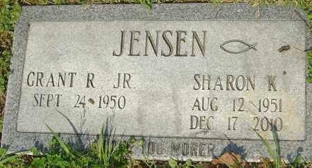 JENSEN, SHARON K - Franklin County, Ohio | SHARON K JENSEN - Ohio Gravestone Photos