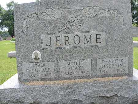 JEROME, JOSEPHINE - Franklin County, Ohio | JOSEPHINE JEROME - Ohio Gravestone Photos
