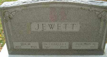 JEWETT, DOROTHY H - Franklin County, Ohio | DOROTHY H JEWETT - Ohio Gravestone Photos