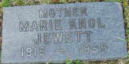 JEWETT, MARIE - Franklin County, Ohio | MARIE JEWETT - Ohio Gravestone Photos