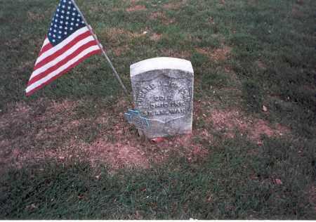 JOHNSON, EDWARD J. - Franklin County, Ohio | EDWARD J. JOHNSON - Ohio Gravestone Photos