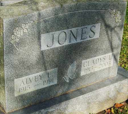 PROBERT JONES, GLADYS - Franklin County, Ohio | GLADYS PROBERT JONES - Ohio Gravestone Photos