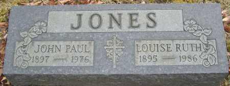 JONES, JOHN PAUL - Franklin County, Ohio | JOHN PAUL JONES - Ohio Gravestone Photos