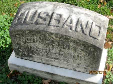 JONES, JOHN J - Franklin County, Ohio   JOHN J JONES - Ohio Gravestone Photos
