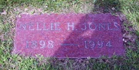 HAMILTON JONES, NELLIE MARGARET - Franklin County, Ohio | NELLIE MARGARET HAMILTON JONES - Ohio Gravestone Photos
