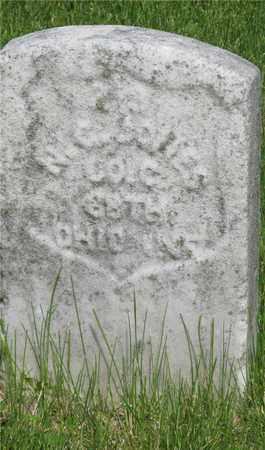 JONES, N.C. - Franklin County, Ohio | N.C. JONES - Ohio Gravestone Photos