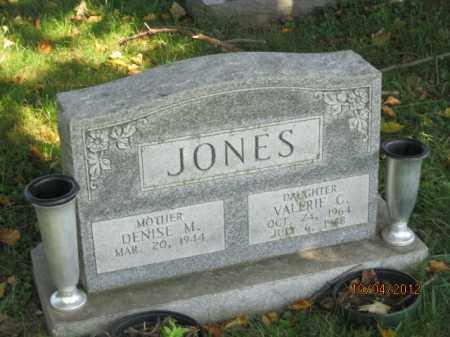 JONES, VALERIE C - Franklin County, Ohio | VALERIE C JONES - Ohio Gravestone Photos