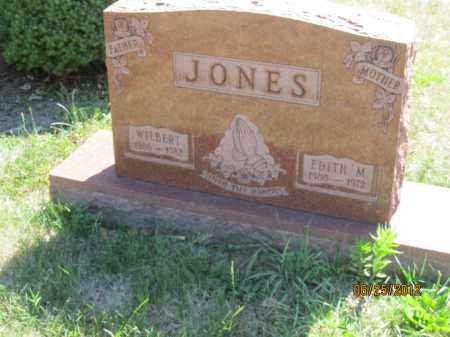 JONES, WILBERT - Franklin County, Ohio | WILBERT JONES - Ohio Gravestone Photos