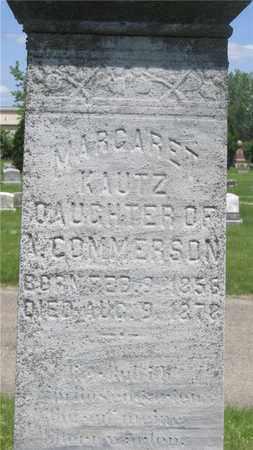 KAUTZ, MARGARET - Franklin County, Ohio | MARGARET KAUTZ - Ohio Gravestone Photos