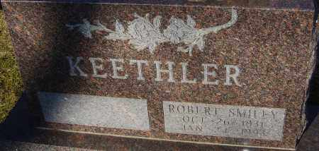 KEETHLER, ROBERT SMILEY - Franklin County, Ohio | ROBERT SMILEY KEETHLER - Ohio Gravestone Photos