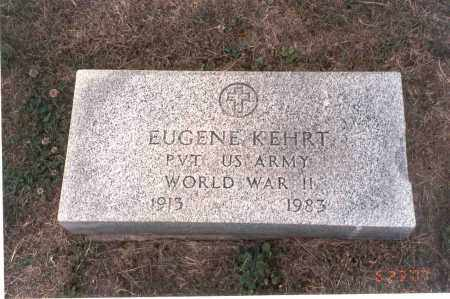 KEHRT, EUGENE - Franklin County, Ohio | EUGENE KEHRT - Ohio Gravestone Photos