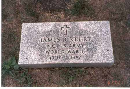 KEHRT, JAMES R. - Franklin County, Ohio | JAMES R. KEHRT - Ohio Gravestone Photos
