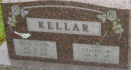 FLUOR KELLAR, RUTH - Franklin County, Ohio | RUTH FLUOR KELLAR - Ohio Gravestone Photos