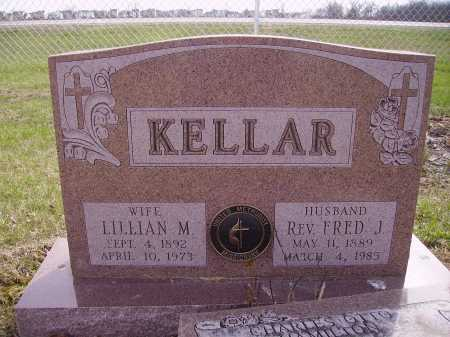 KELLAR, LILLIAN M. - Franklin County, Ohio | LILLIAN M. KELLAR - Ohio Gravestone Photos