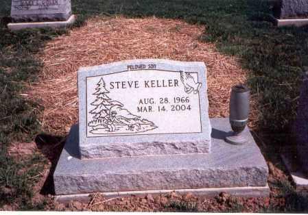 KELLER, STEVE - Franklin County, Ohio | STEVE KELLER - Ohio Gravestone Photos